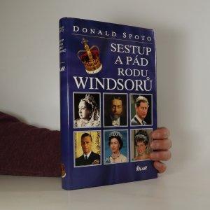 náhled knihy - Sestup a pád rodu Windsorů