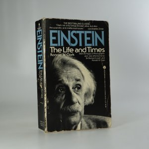 náhled knihy - Einstein the life and times