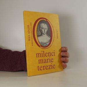náhled knihy - Milenci Marie Terezie