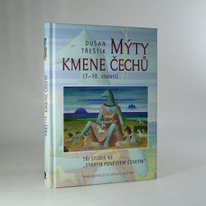 náhled knihy - Mýty kmene Čechů
