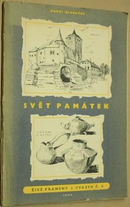 náhled knihy - Svět památek