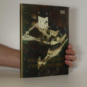 náhled knihy - Falza a podvody české historie