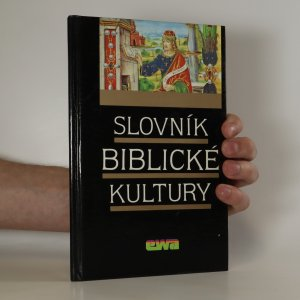 náhled knihy - Slovník biblické kultury