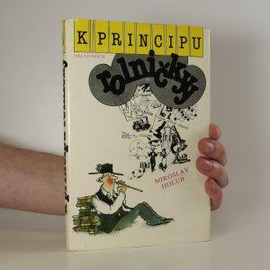 náhled knihy - K principu rolničky