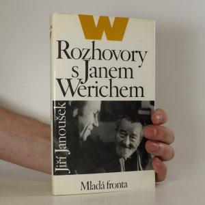 náhled knihy - Rozhovory s Janem Werichem