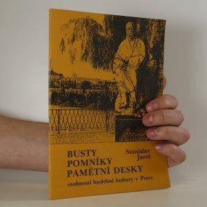 náhled knihy - Busty, pomníky a pamětní desky osobností hudební kultury v Praze