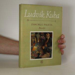 náhled knihy - Zaschlá paleta. Paměti