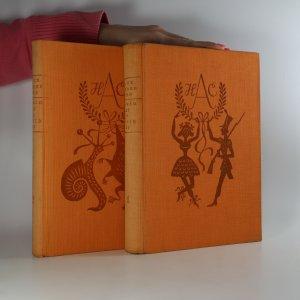 náhled knihy - Pohádky a povídky. 1. - 2. díl. (2 svazky)