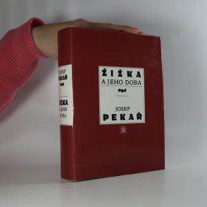 náhled knihy - Žižka a jeho doba