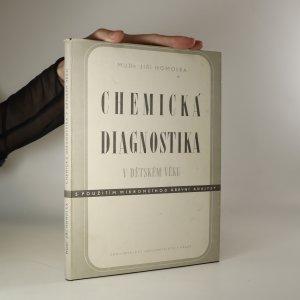 náhled knihy - Chemická diagnostika v dětském věku s použitím mikrometod krevní analysy