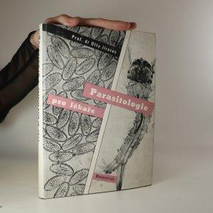 náhled knihy - Parasitologie pro lékaře (obálka K. Teige)