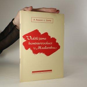 náhled knihy - Viděli jsme kontrarevoluci v Maďarsku