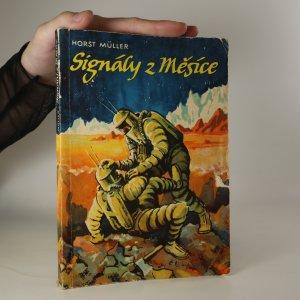 náhled knihy - Signály z Měsíce
