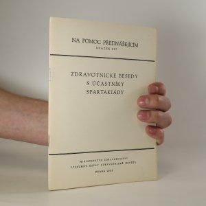 náhled knihy - Zdravotnické besedy s účastníky spartakiády
