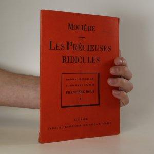 náhled knihy - Les Précieuses Ridicules