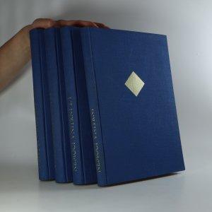 náhled knihy - Nemoci vnitřní (4 díly ve 4 svazcích)