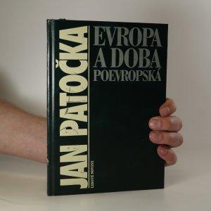 náhled knihy - Evropa a doba poevropská