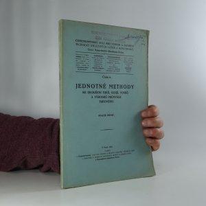 náhled knihy - Jednotné methody ke zkoušení tuků, olejů, vosků a výrobků průmyslu tukového. Svazek druhý