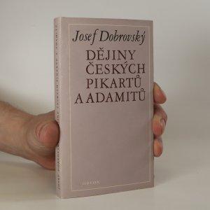 náhled knihy - Dějiny českých pikartů a adamitů