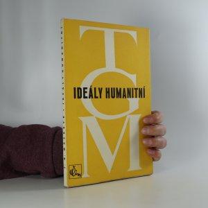 náhled knihy - Ideály humanitní