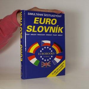 náhled knihy - Euro slovník