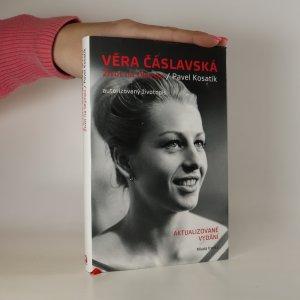 náhled knihy - Věra Čáslavská. Život na Olympu