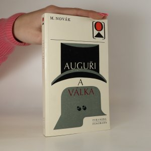 náhled knihy - Auguři a válka