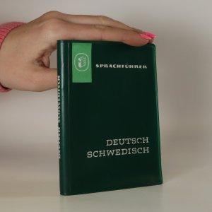 náhled knihy - Sprachführer deutsch - schwedisch. (Frázová kniha německy - švédsky)