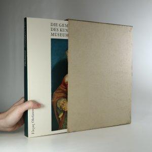 náhled knihy - Die Gemäldegalerie des Kunsthistorischen museums in Wien