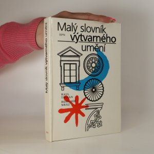 náhled knihy - Malý slovník výtvarného umění