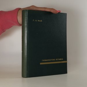 náhled knihy - Farmaceutická botanika. Systematika a morfologie léčivých rostlin