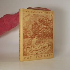 náhled knihy - Max Švabinský 1924 - 1948. 3. díl
