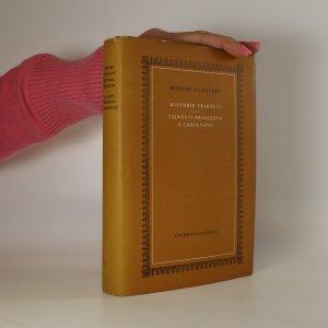 náhled knihy - Historie třinácti. Tajnosti princezny z Cadignanu