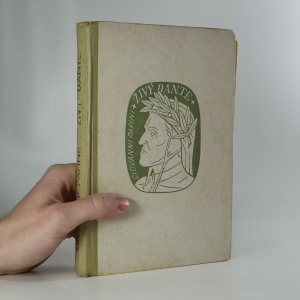 náhled knihy - Živý Dante