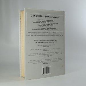 antikvární kniha ...jak Češi jednají, 2000