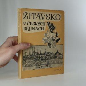 náhled knihy - Žitavsko v českých dějinách
