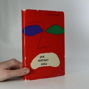náhled knihy - Jak nepsat hru
