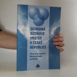 náhled knihy - Ochrana ozonové vrstvy v České republice