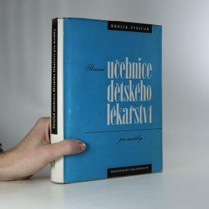 náhled knihy - Stručná učebnice dětského lékařství pro mediky