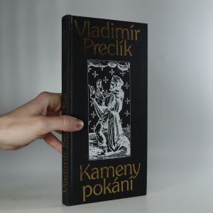 náhled knihy - Kameny pokání