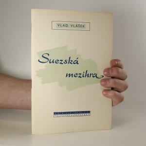 náhled knihy - Suezská mezihra