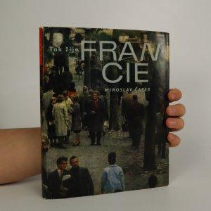 náhled knihy - Tak žije Francie