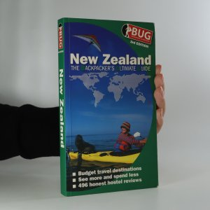 náhled knihy - New Zealand. The Backpacker's Ultimate Guide
