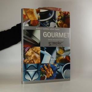 náhled knihy - Gourmet. Návody, doporučení a recepty