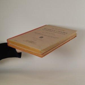 antikvární kniha Slohová čítanka pro vyšší třídy středních škol. Díl I-II (2 svazky, komplet), 1935-1936