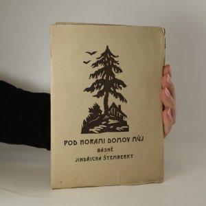 náhled knihy - Pod horami domov můj