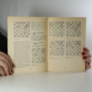 antikvární kniha Přínos Emanuela Laskera světovému šachu, 1990