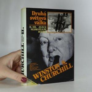 náhled knihy - Druhá světová válka. II. díl Jejich nejskvělejší hodina