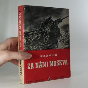 náhled knihy - Za námi Moskva