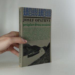 náhled knihy - Průplav dvou oceánů